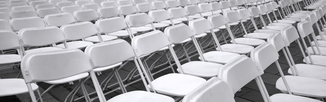 Chair Rentals in MA, CT, RI, ME, NH, and VT