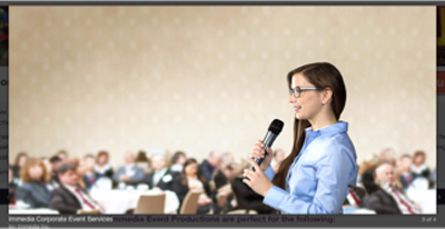 Immedia Inc. Audio Visual Equipment Rentals in Providence, RI
