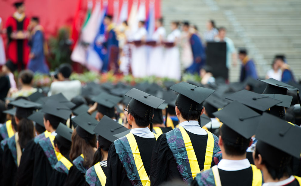 Audio Visual Services For Your Outdoor Graduation Ceremony Boston Ma
