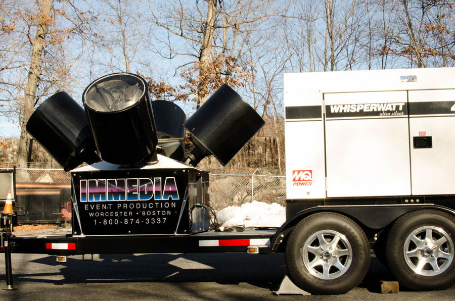 Immedia Searchlight rentals in Boston, MA